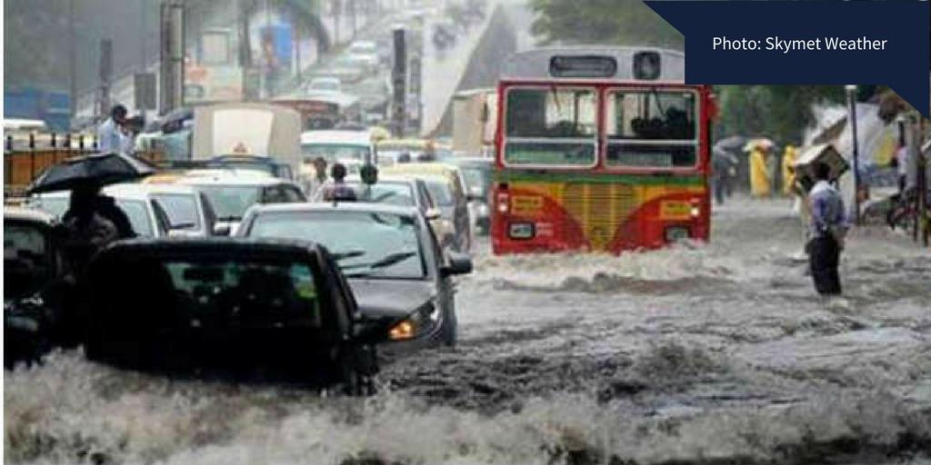 Monsoon Brings Lightning that Kills 5 in India