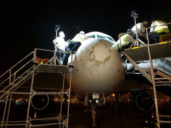 Inclement Weather Sparks Emergency Landing in India