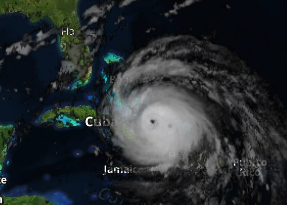 Surveying Irma Aftermath as Jose Looms in the Atlantic