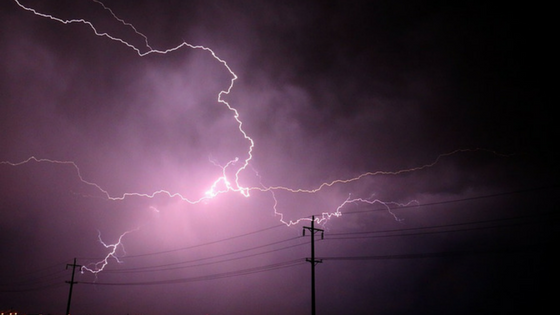 3 Things you Should Know About Indirect Lightning Strikes