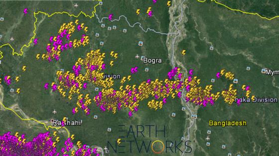 Bangladesh Lightning Fatalities: 9 Die in 3 Districts