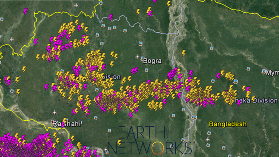Bangladesh Lightning Fatalities: 9 Die in 3 Districts