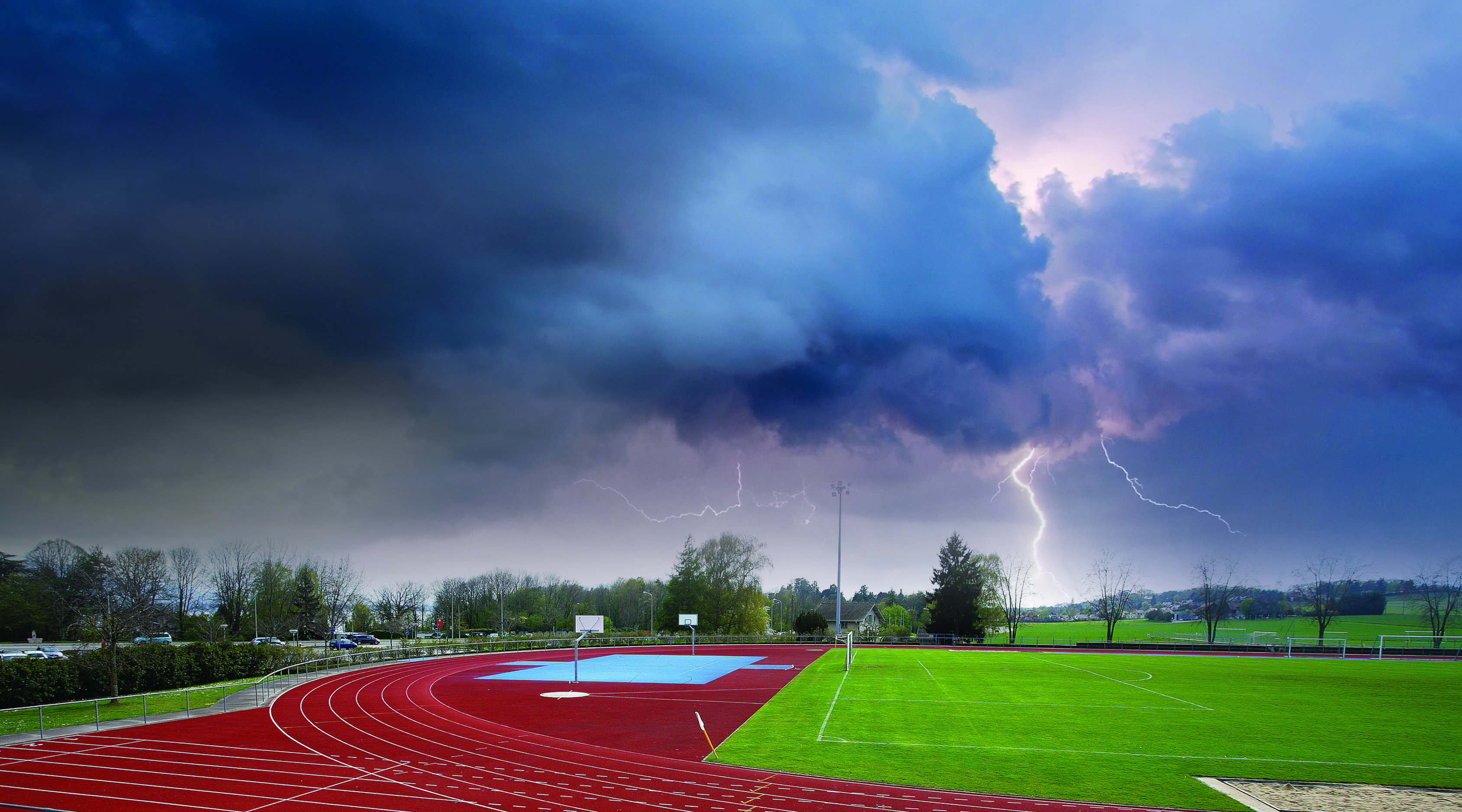 How To Create a Lightning Policy For Sports Leagues