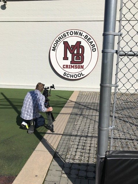 Morristown-Beard School Hosts Earth Networks for Video Shoot