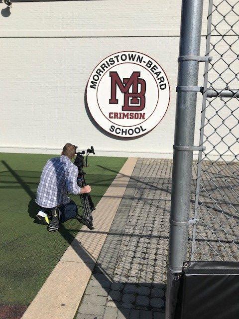 Morristown-Beard School Hosts Earth Networks for Video Shoot