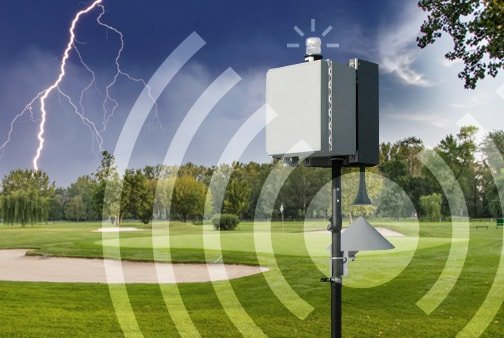 Automatic Severe Weather Alerts vs. Person-Driven: What's Best for Your Golf Course