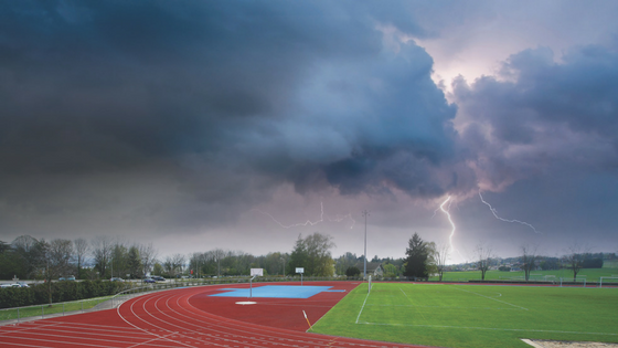 You Need to Make Your Parks Safer with Lightning Detection