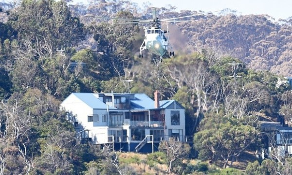 Australian Storm Ignites Bushfires