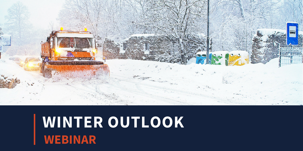 Earth Networks To Release U.S. Winter Weather Outlook